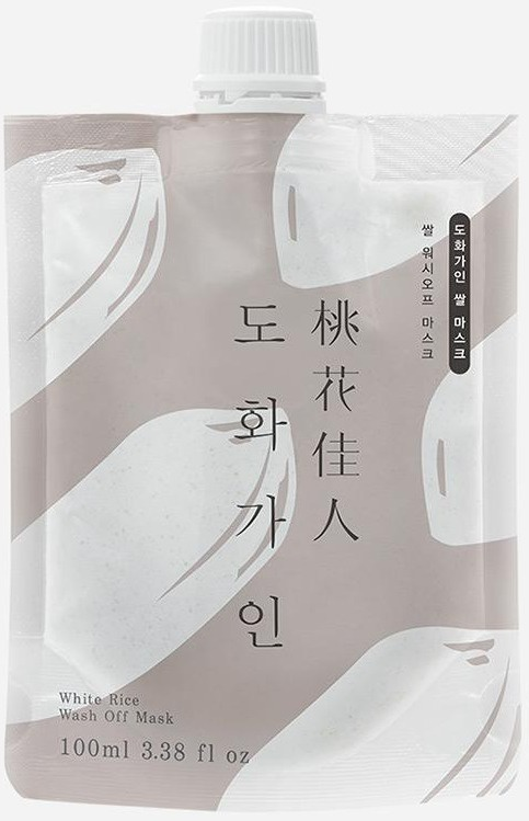 House of Dohwa Rice Wash Off Mask