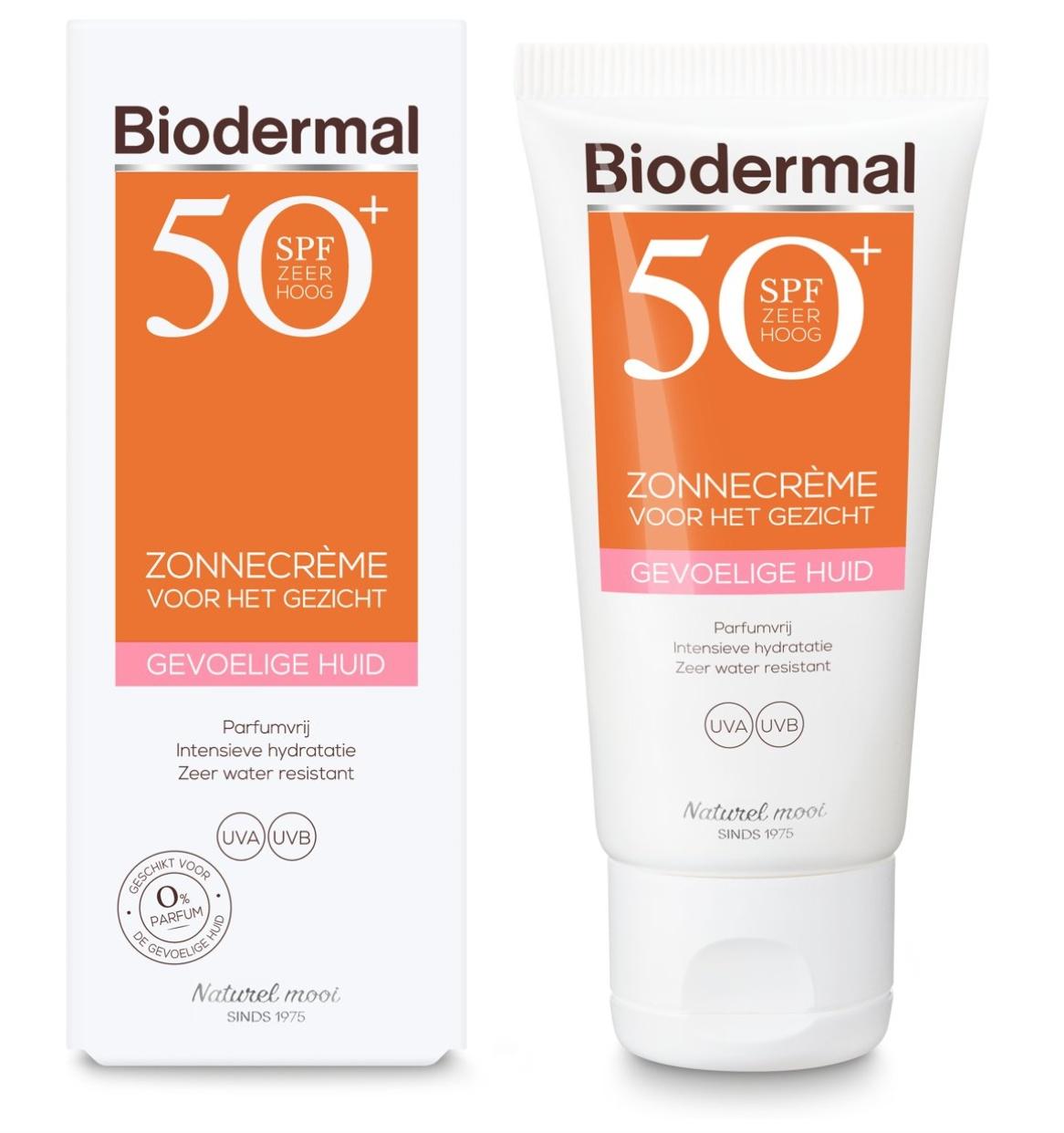 Biodermal Sensitive Spf 50+