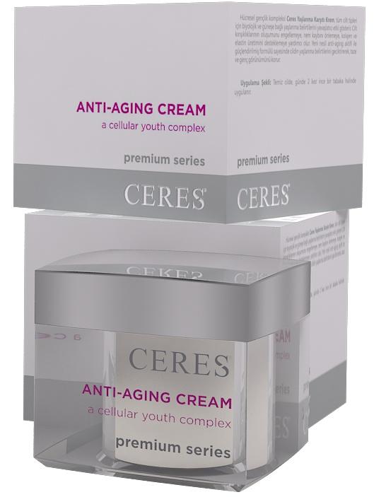 Ceres Anti-Aging Cream Premium Series