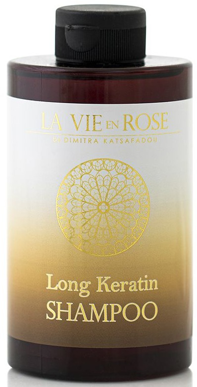 La vie en rose Long Keratin Shampoo