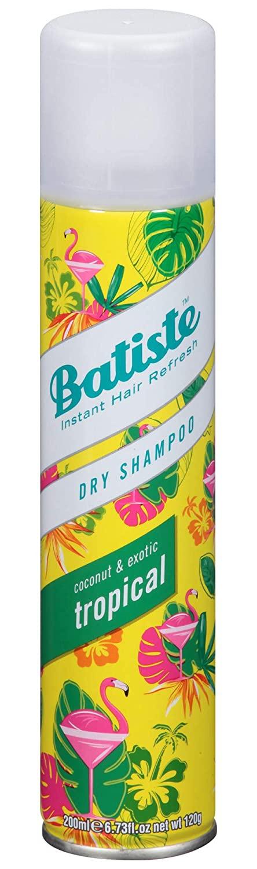 Batiste Dry Shampoo Tropical Scent