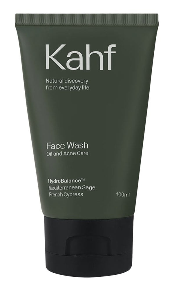 Kahf Oil And Acne Facial Wash