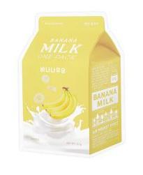 A'pieu Banana Milk Sheet Mask