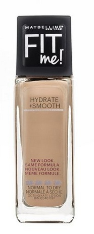 Maybelline Fit Me® Hydrate + Smooth Foundation