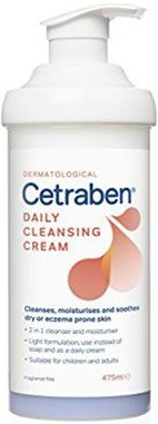 Cetraben Daily Cleansing Cream