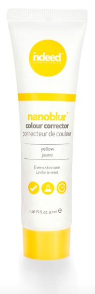 Indeed Labs Nanoblur: Colour Corrector Yellow