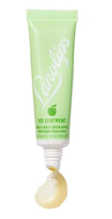 Lanolips 101 Ointment Fruities - Green Apple