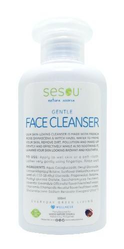 Sesou Gentle Face Cleanser