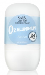 Soft&Gentle Active Anti-Perspirant Roll-On