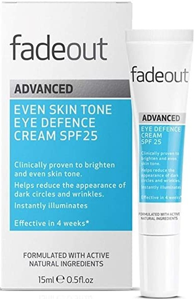 Fade Out Advanced Brightening Eye Defence Day Cream SPF25