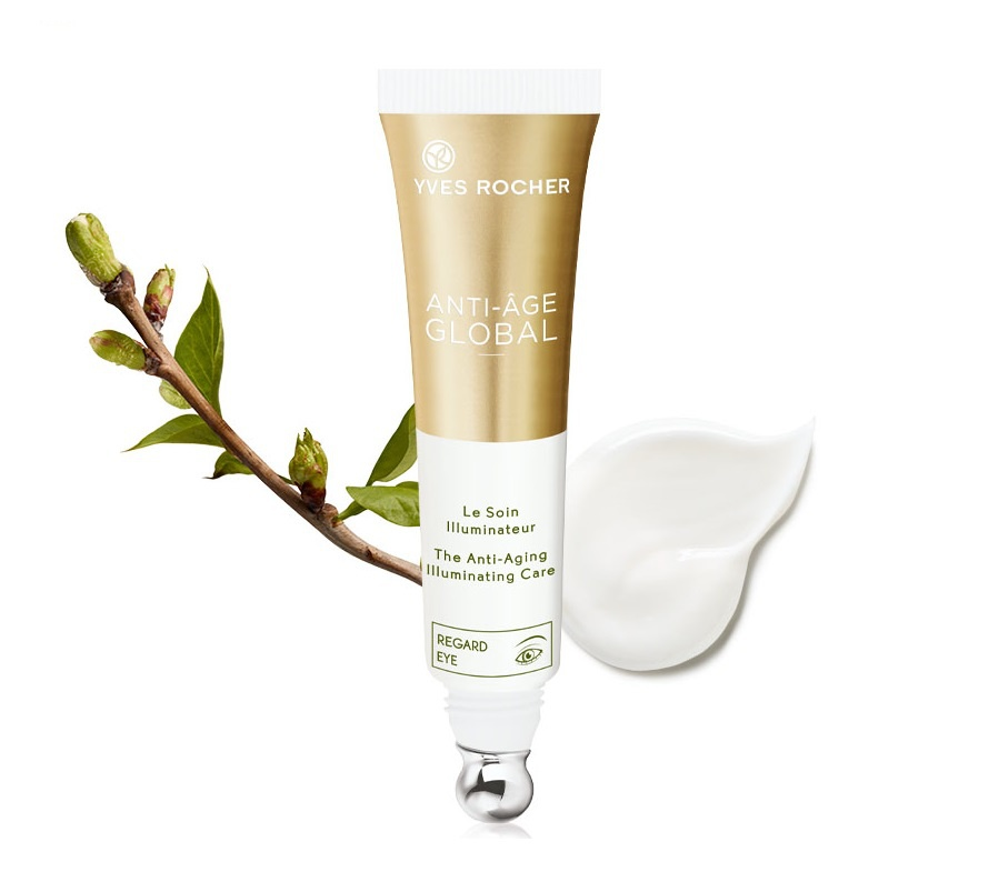 Yves Rocher Anti-Âge Global Illuminating Care Eye Cream