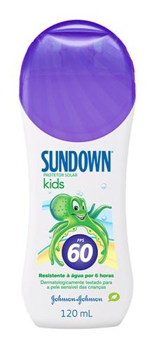 Johnson's Sundown SPF 60