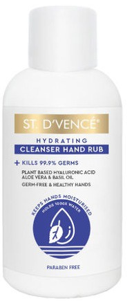 St. D'Vence Cleanser Hand Rub