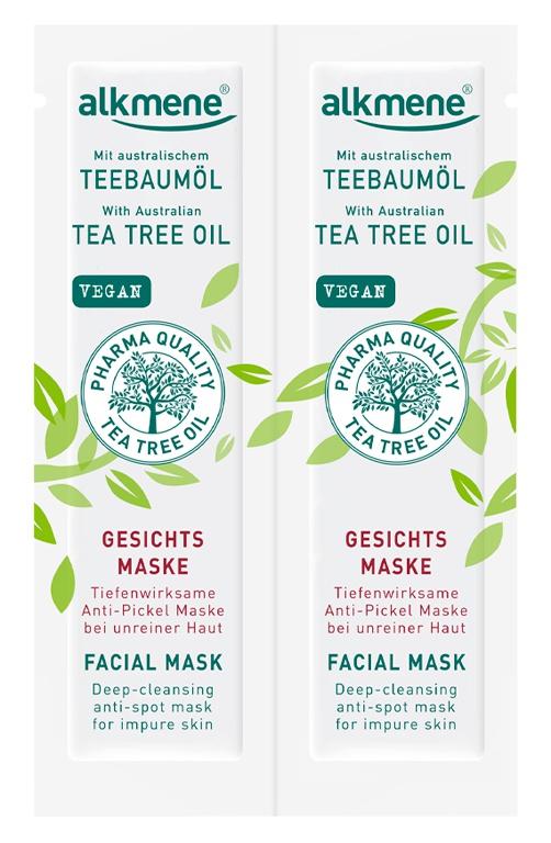 Alkmene Tea Tree Face Mask