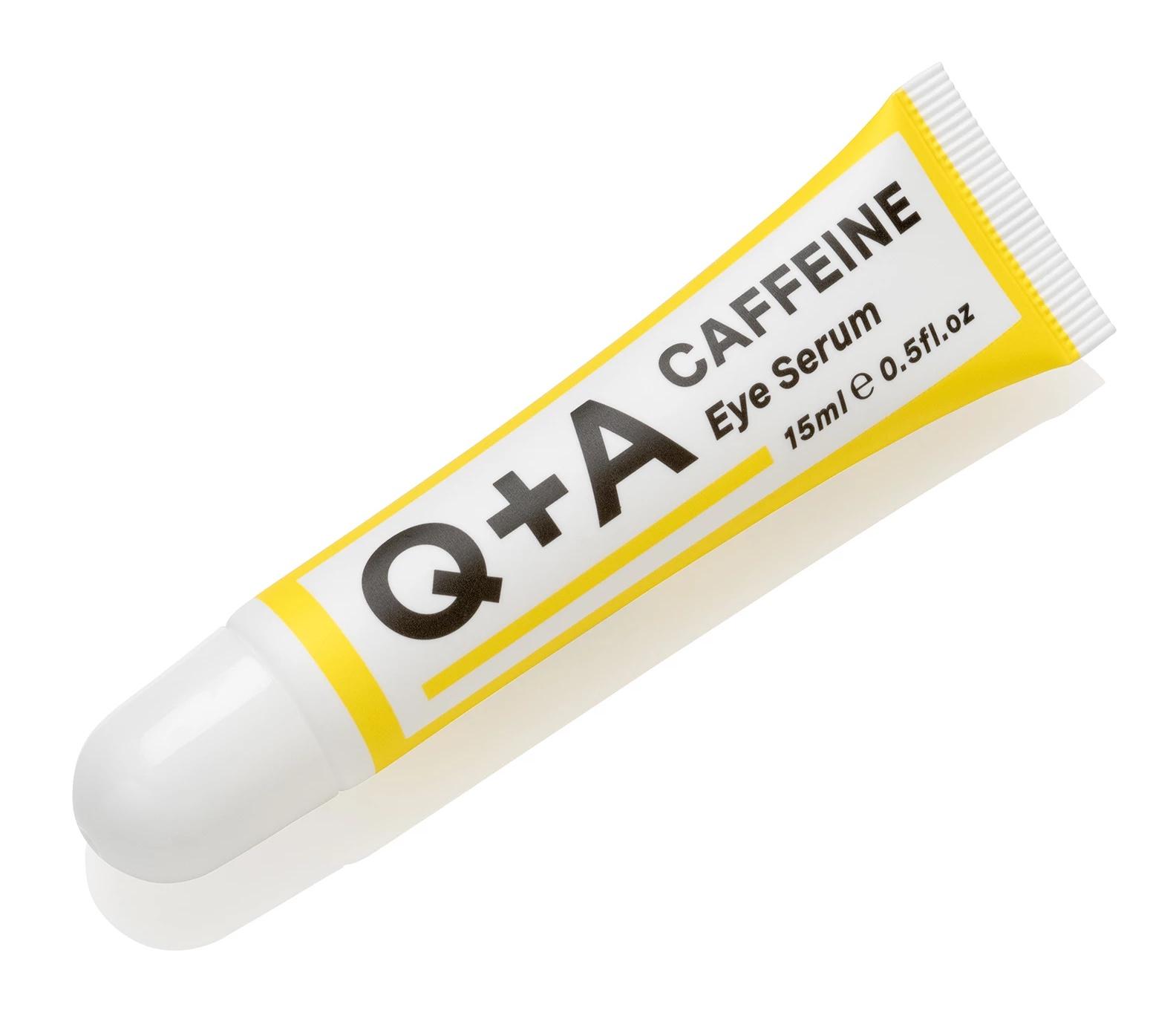 Q+A Caffeine Eye Serum