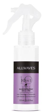 Allwaves 10-in-1 Hair Spray Mask