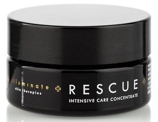 Illuminate Skin Therapies Rescue Intensive Care Concentrate