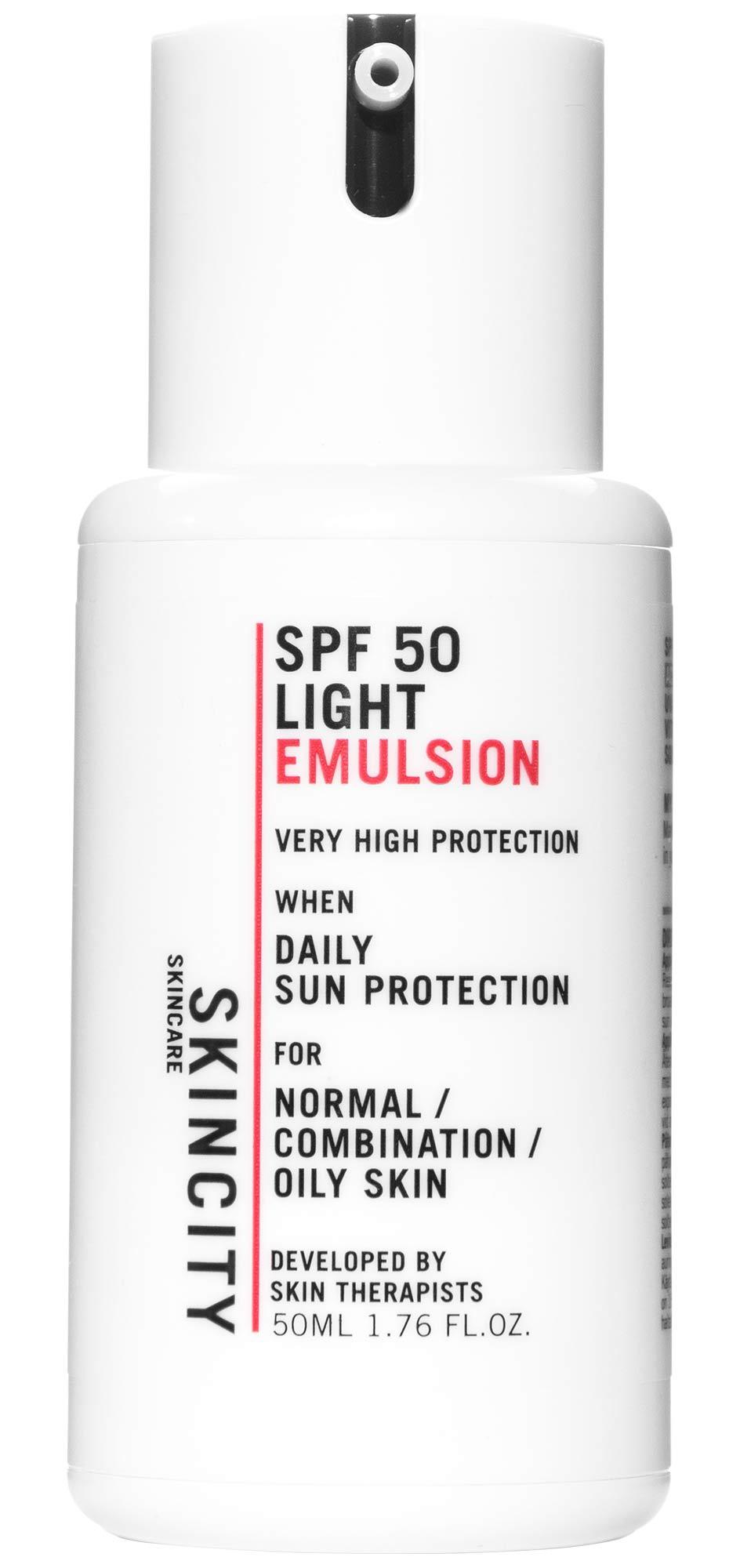 skincity skincare SPF50 Light Emulsion