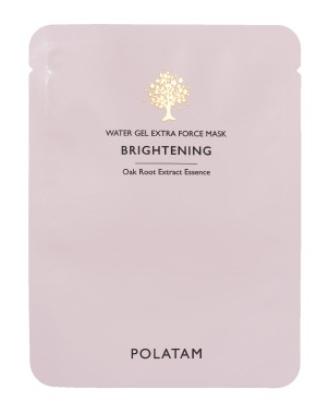 Polatam Water Gel Extra Force Brightening Mask