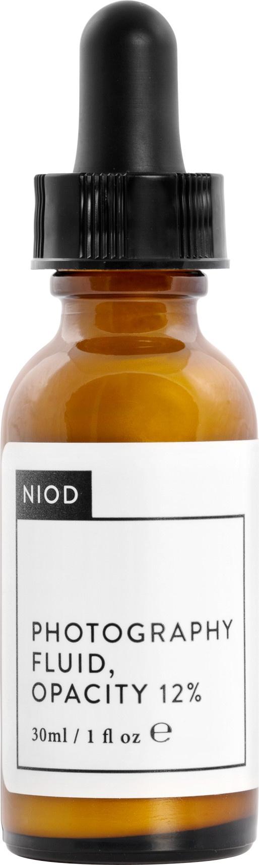 NIOD Photography Fluid, Colorless, Opacity 12%