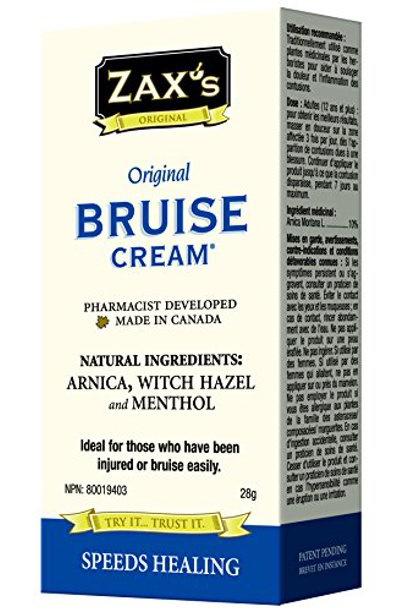 Zax's Original Bruise Cream