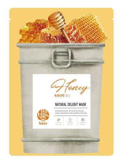 BEOR Honey Natural Delight Mask