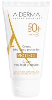 A-Derma Protect Cream - Spf 50+