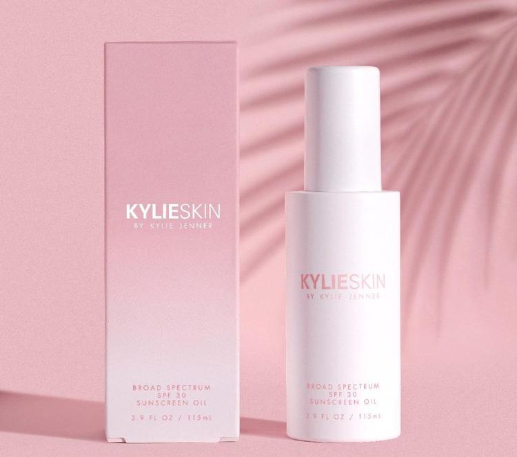 Kylie Skin Broad Spectrum SPF 30 Sunscreen Oil