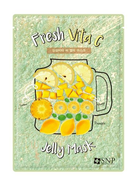 SNP Fresh Vita C Jelly Mask