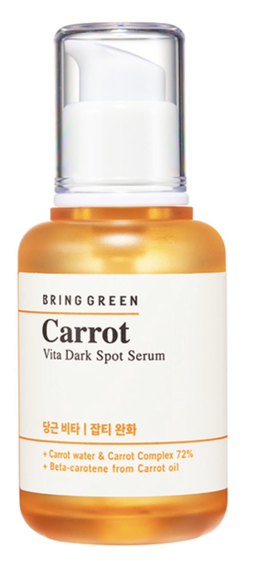 Bring Green Carrot Vita Dark Spot Serum