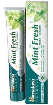 Himalaya Herbals Mint Fresh Herbal Toothpaste