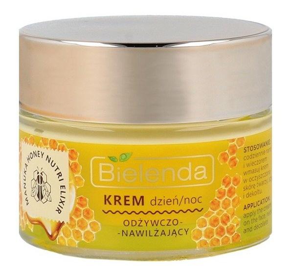 Bielenda Manuka Honey Nutri Elixir   Nourishing & Moisturising Day/Night Cream