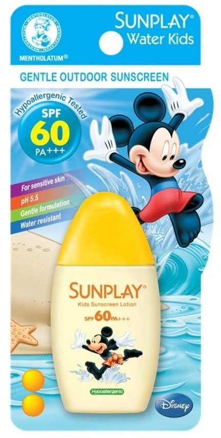 Sunplay Water Kids Spf60+