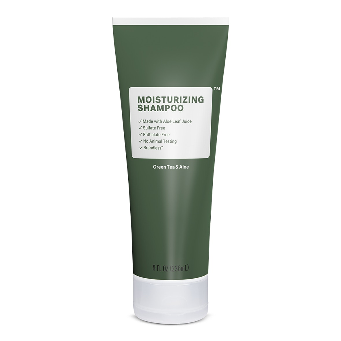 Brandless Green Tea & Aloe Moisturizing Shampoo