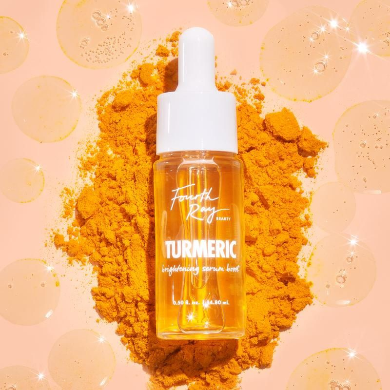 Fourth Ray Turmeric Face Brightening Serum Booster