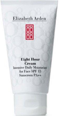 Elizabeth Arden Eight Hour Cream Intensive Daily Moisturizer For Face Spf 15