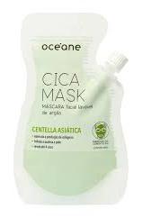 Oceane Cica Mask - Máscara Facial De Centella Asiática