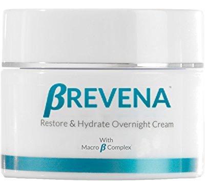 Brevena Restore & Hydrate Overnight Cream