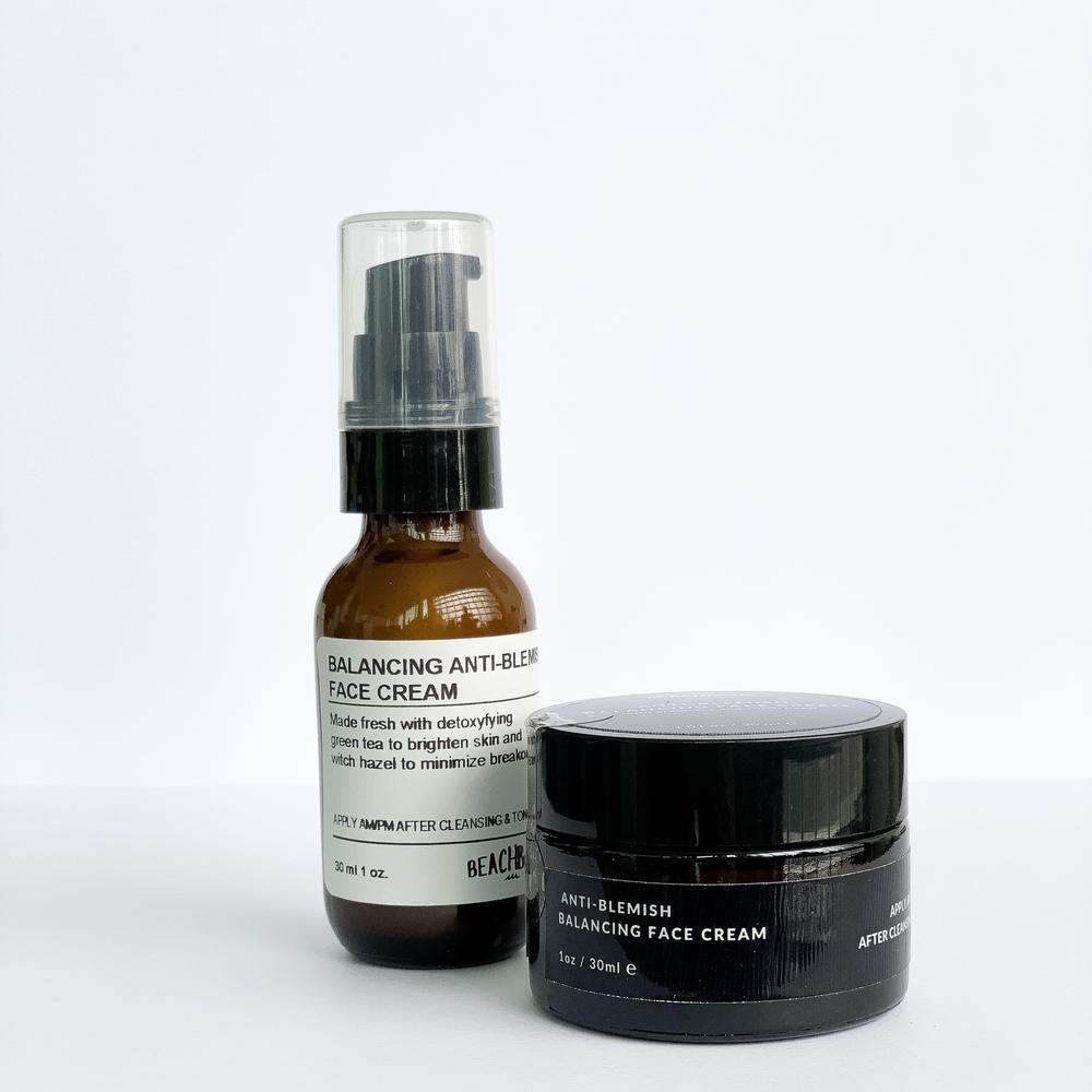 BeachBorn Balancing Anti-Blemish Face Cream