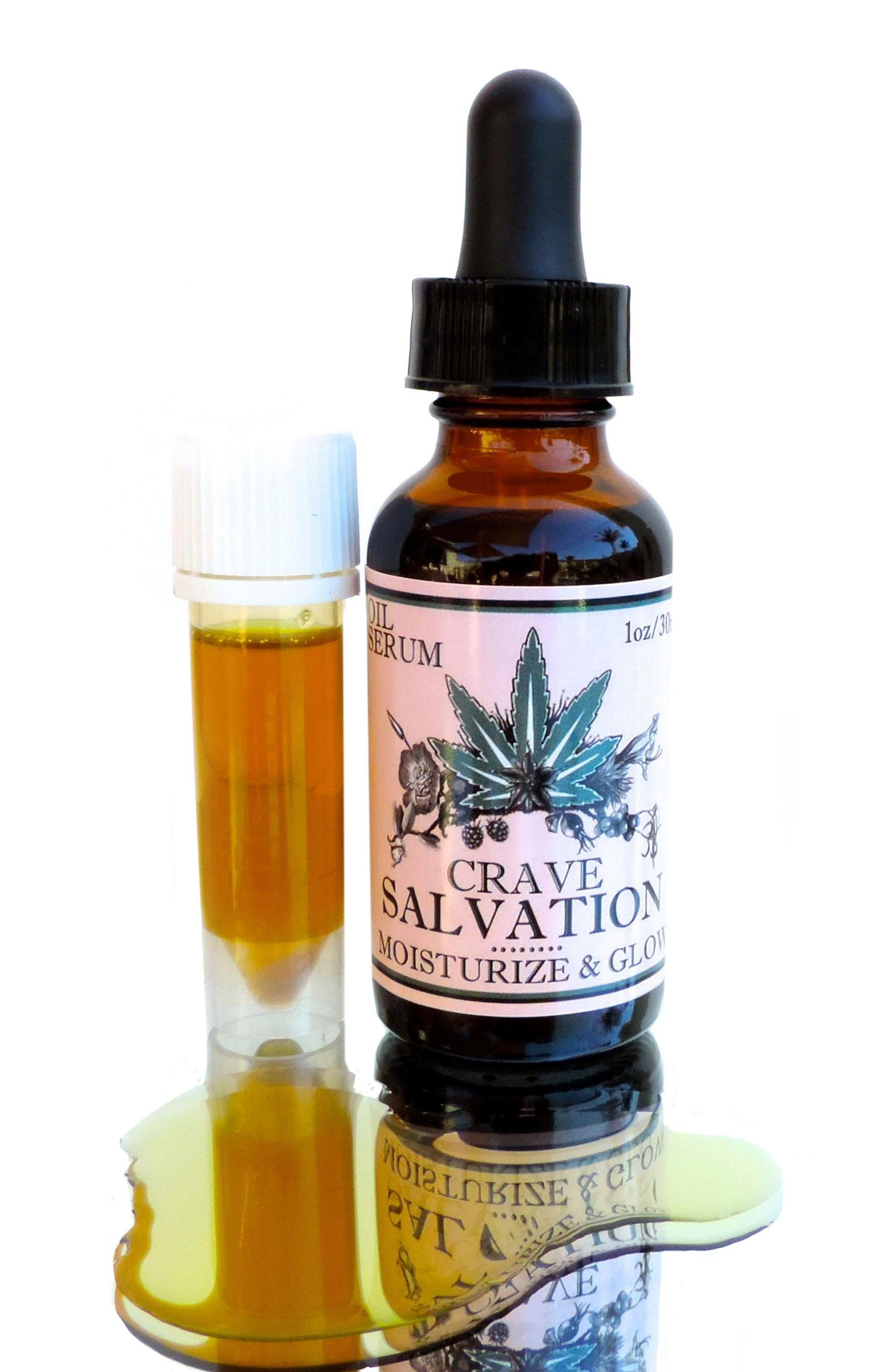 Crave Skincare Salvation Oil