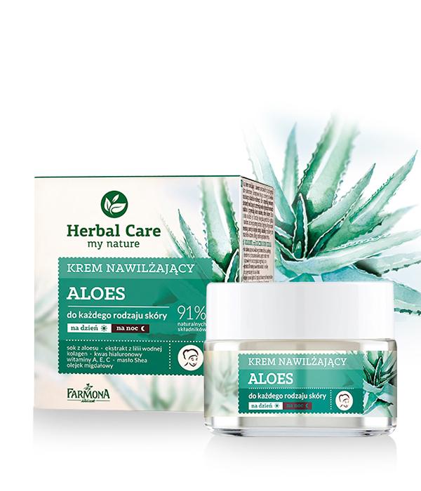 Farmona Herbal Care My Nature Moisturizing Cream Aloe