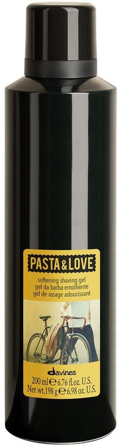 Davines Pasta & Love Softening Shave Gel