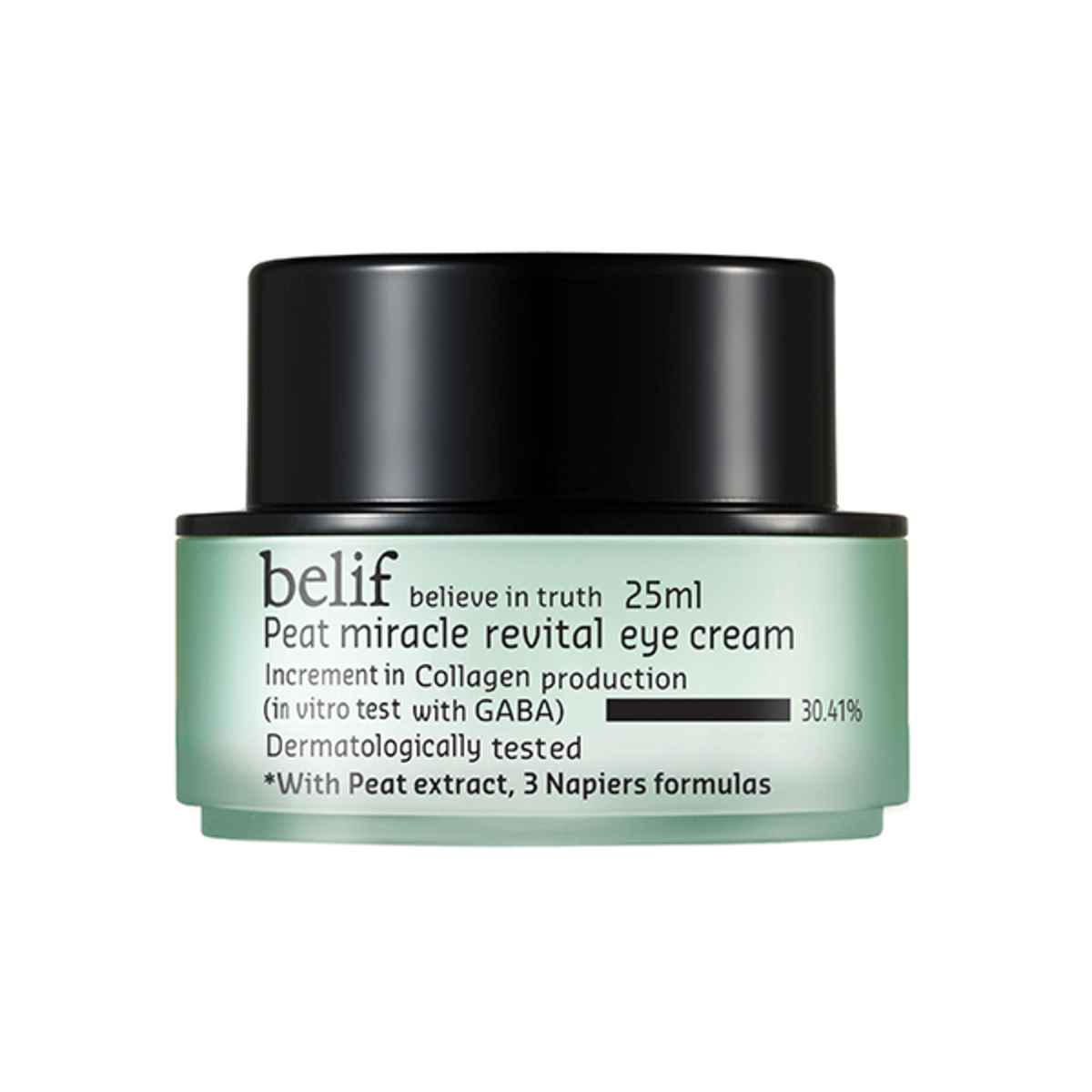Belif Peat Miracle Eye Cream