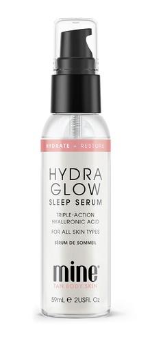 Mine Hydra Glow Sleep Serum