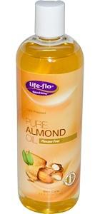 Life-flo Pure Almond Oil, Skin Care