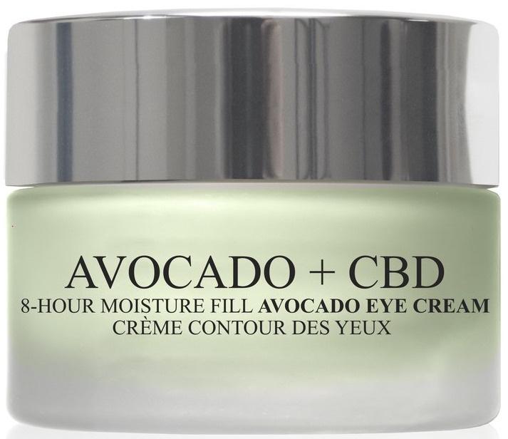 London Botanical Laboratories Avocado + CBD 8-Hour Moisture Fill Avocado Eye Cream