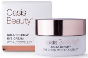 Oasis Beauty Solar Serum® Eye Cream With Lycocelle®