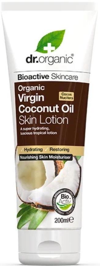 Dr Organic Organic Virgin Coconut Oil Skin Lotion