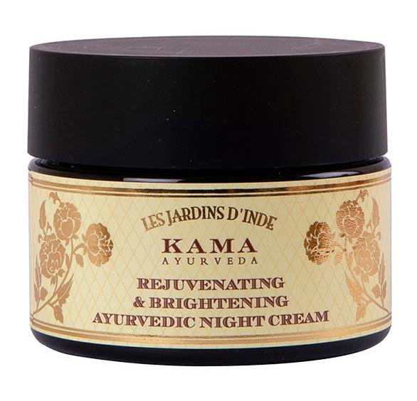 KAMA AYURVEDA Kama Rejuvenating And Brightening Ayurvedic Night Cream