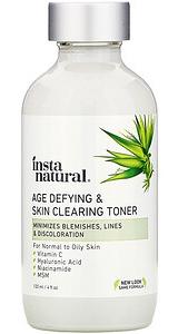 InstaNatural Age-Defying & Skin Clearing Toner